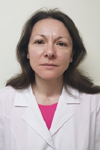 Журавлева Екатерина Владимировна