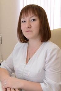 Зиновьева Екатерина Валерьевна