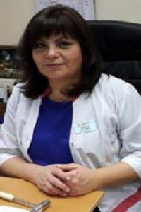 Зулматашвили Нана Шалвовна