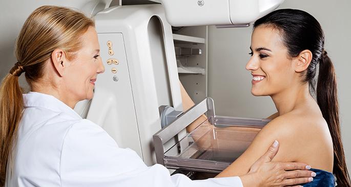 Скидка 15% на маммографию в ИНВИТРО