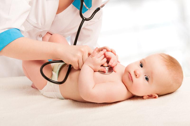 Наблюдение новорожденных и детей до года со скидкой 15%