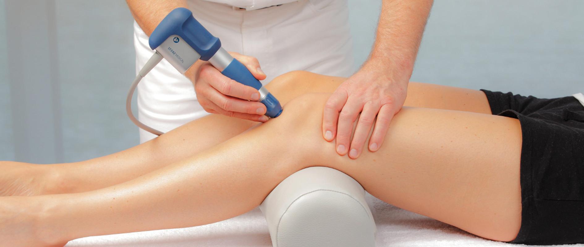 Лечение методом ударно-волновой терапии + консультация врача всего за 500 руб.