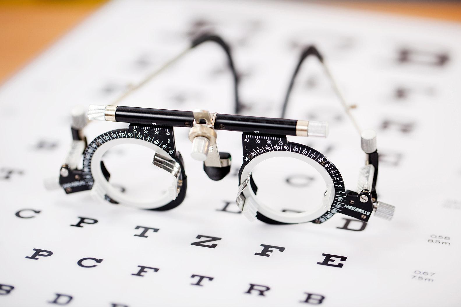 Акция «Консультация офтальмолога 1000 рублей»
