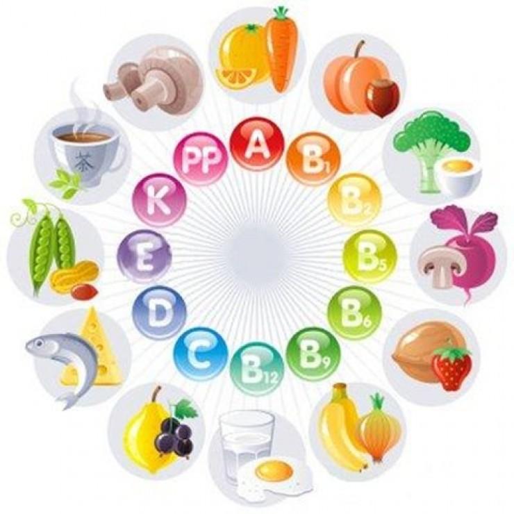 Курс антиоксидантной и витаминотерапии