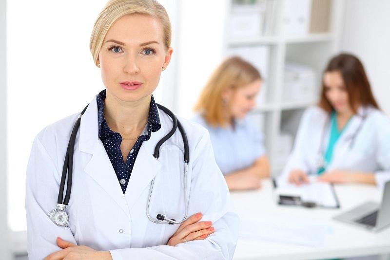 Скидка 50% на первичные консультации врачей