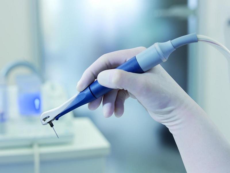 Лечение десен аппаратом VECTOR