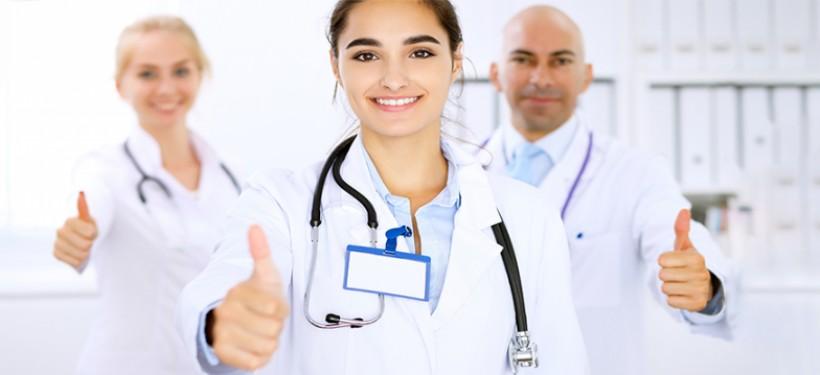 Выгодное предложение от Клиники №1 в Люблино