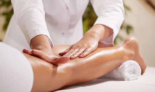 Акция! Лимфодренажный массаж со скидкой 30%