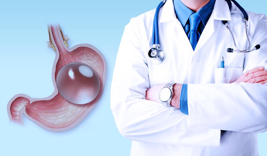 Скидка на установку внутрижелудочного баллона – 15 %