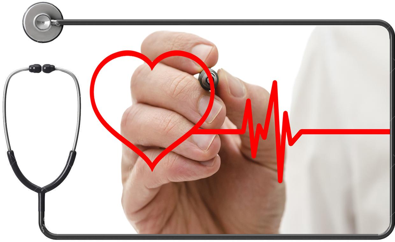 При первичном приеме кардиолога - ЭКГ с расшифровкой бесплатно